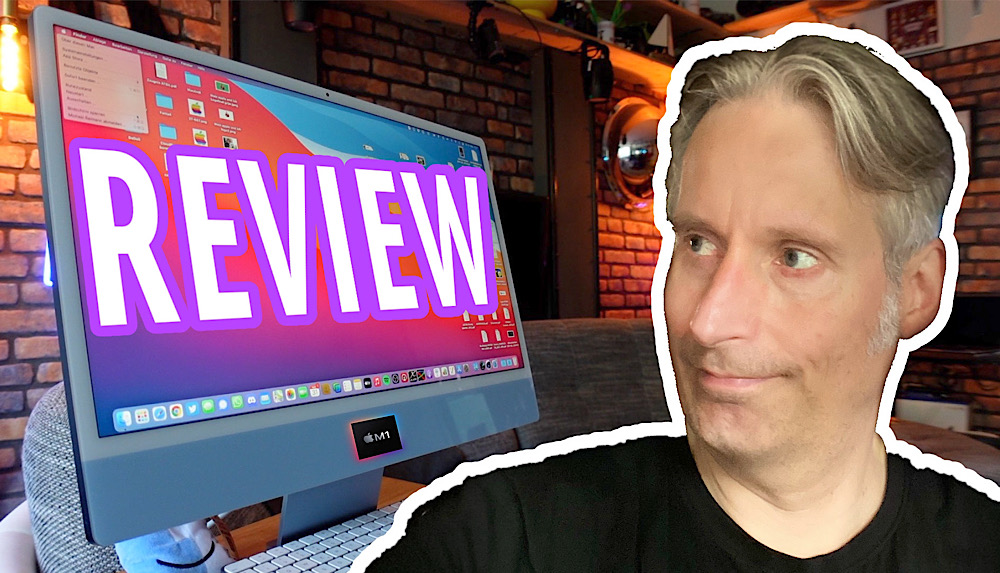 lohnt sich iMac M1 Review